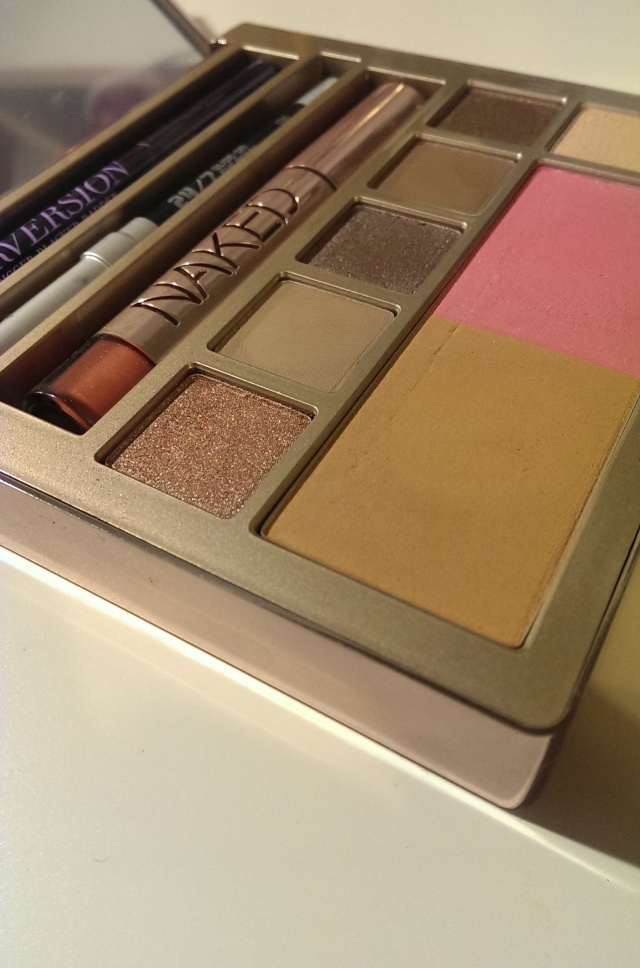 Naked On The Run Palette
